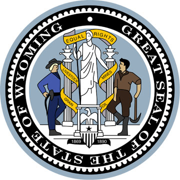 Wyoming State Seal, Senior Abuse Laws